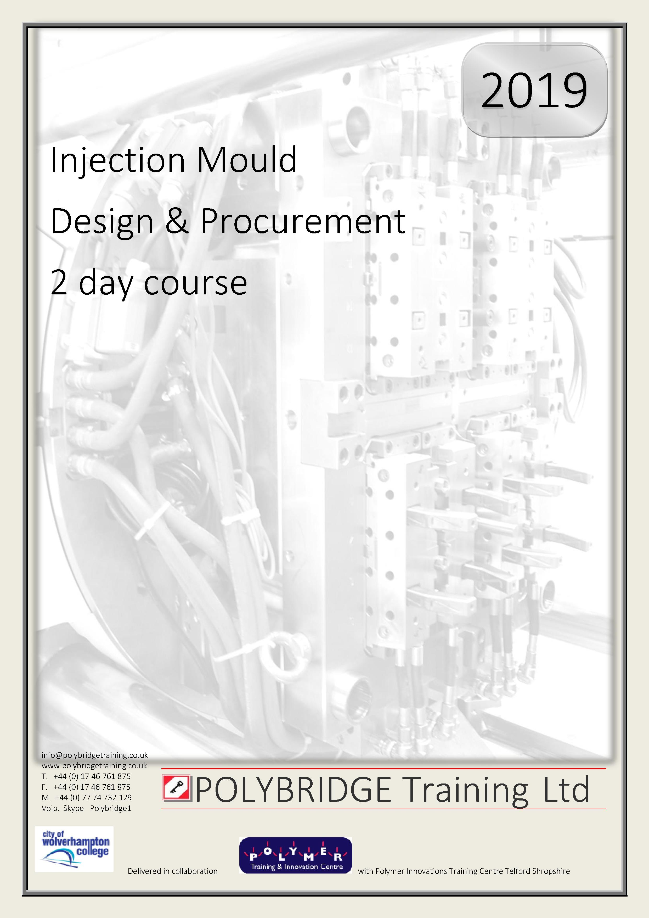 Plastic Injection Moulding cost Calculator, PolymerTraining